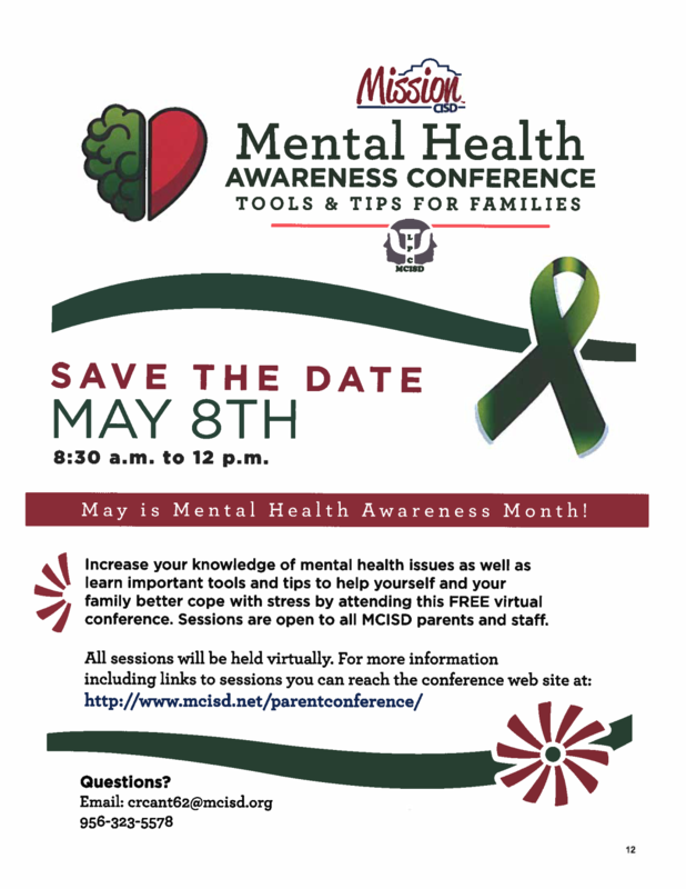 Mental health conference