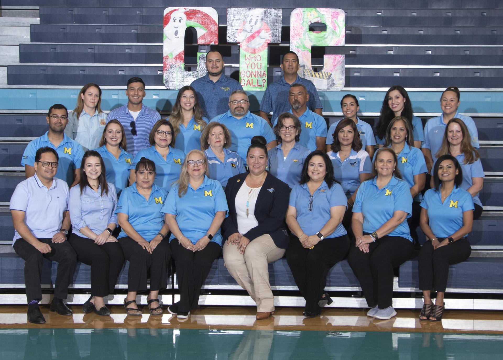 Memorial High School CTE Team