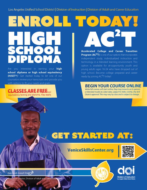 High School Diploma/Equivalency Featured Photo