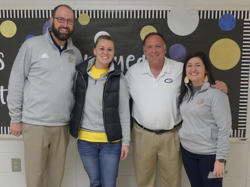 Staff Member of the Month - Mrs. Hannah Crook