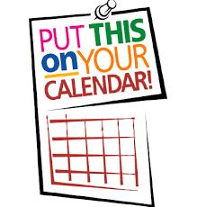 Calendar of Resources