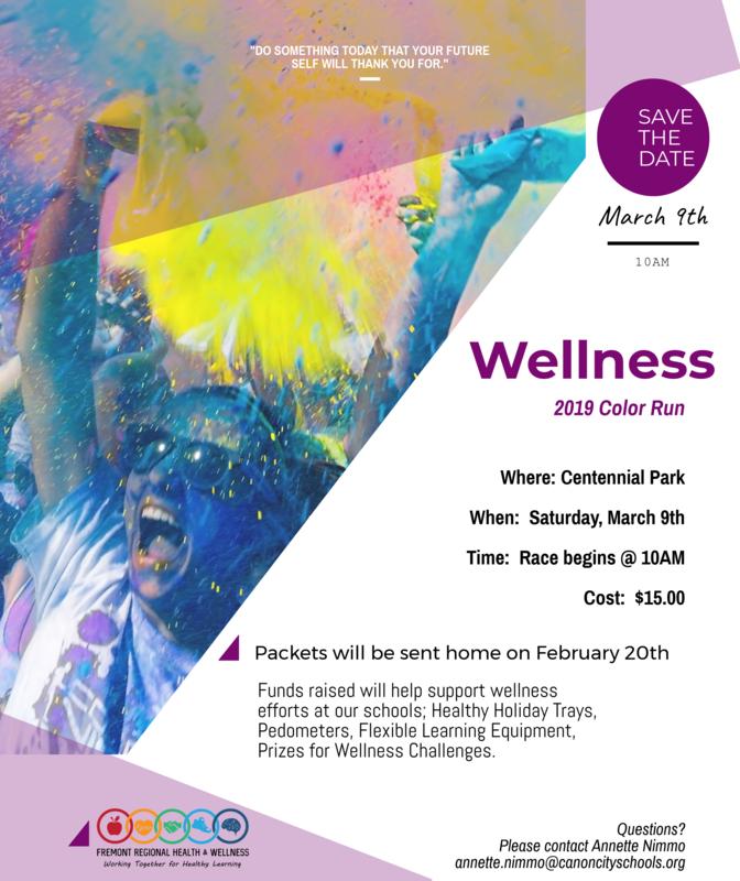 Wellness Color Run Thumbnail Image