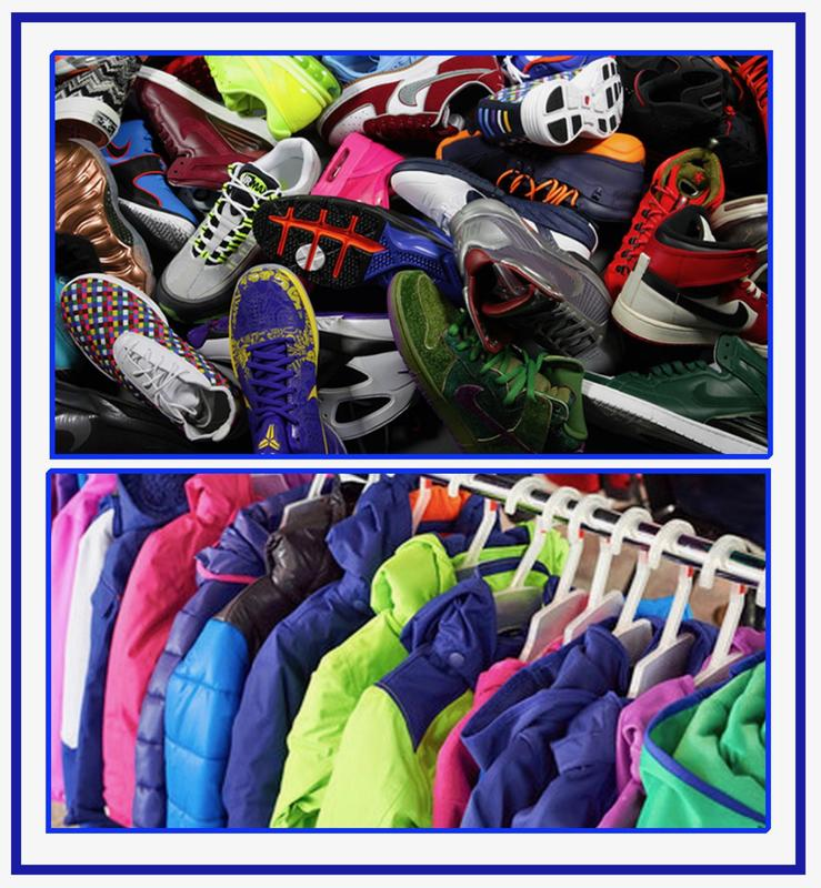 Coat and Shoe Drive! Featured Photo
