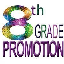 8th Grade Promotion Video Thumbnail Image