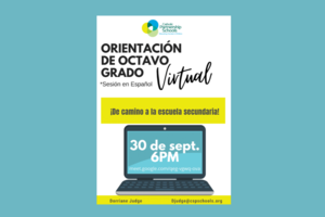HS Orientation - English