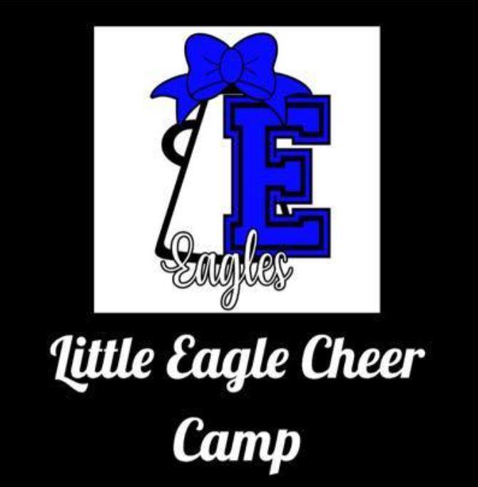 Little Eagles Cheer Camp *Date Change* October 19th-21st Thumbnail Image
