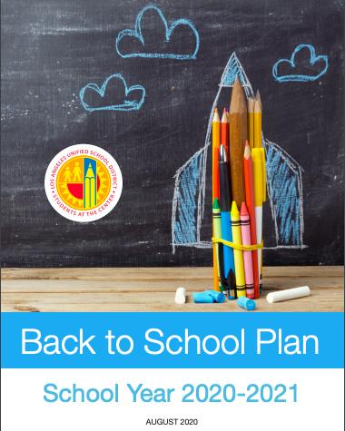 Back To School Plan 2020-21 Thumbnail Image