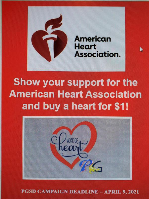 Help the Am. Heart Assocation