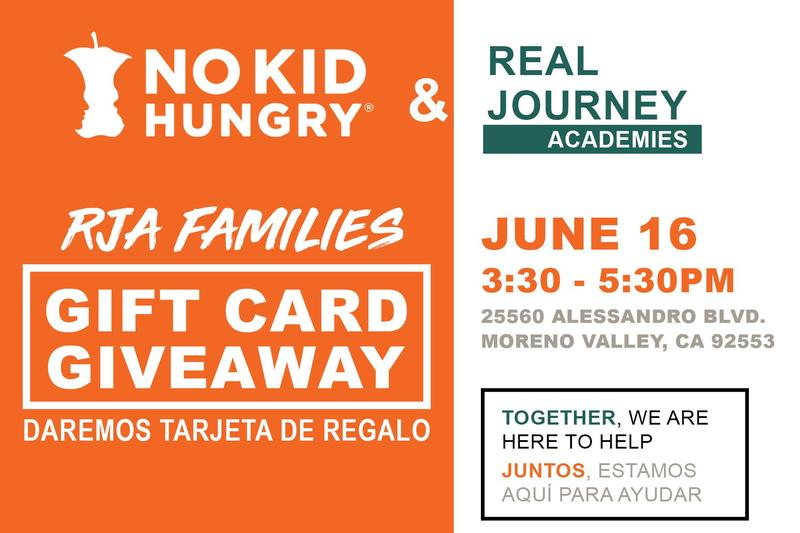 no kid hungry flyer