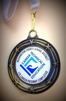 Pathway medallion