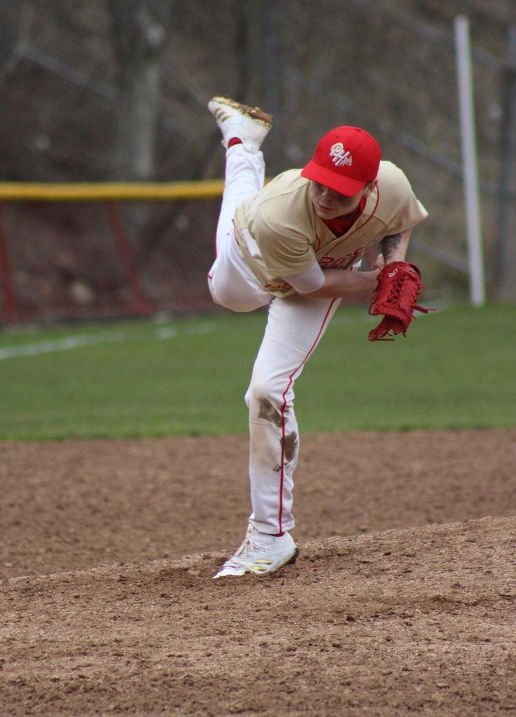 Varsity Baseball vs Southmoreland - 040618
