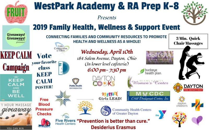 GET READY! Family Health, Wellness and Support Event is Coming April 10th! Featured Photo