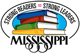 Strong Reader Equal Strong Leaders (logo)