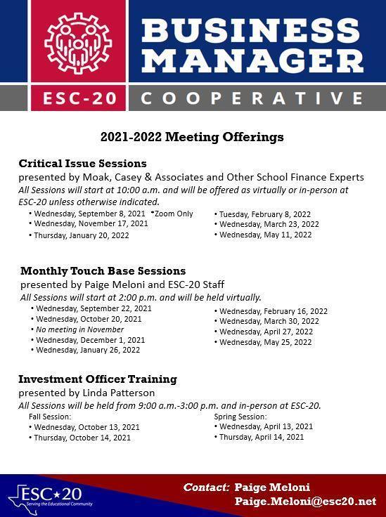 Business Coop 21-22