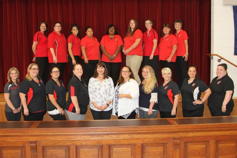 COCISD Child Nutrition Department earns Best of the Bunch Award Thumbnail Image