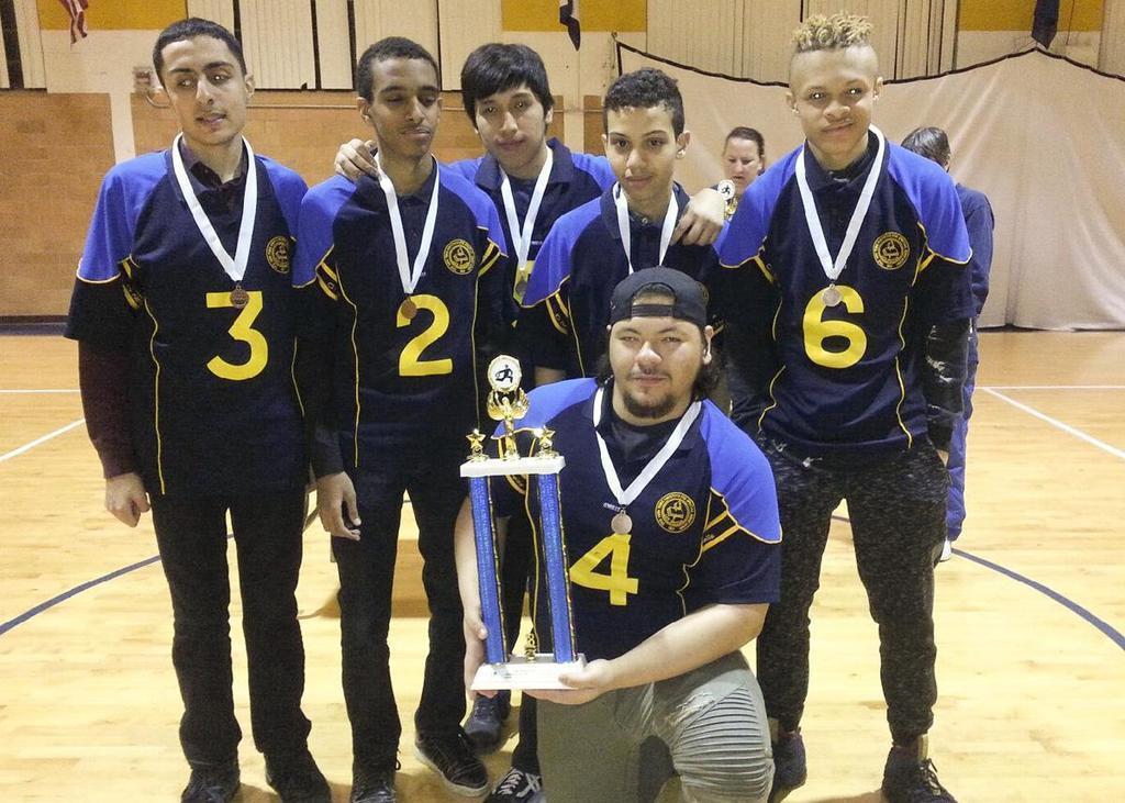goalball team