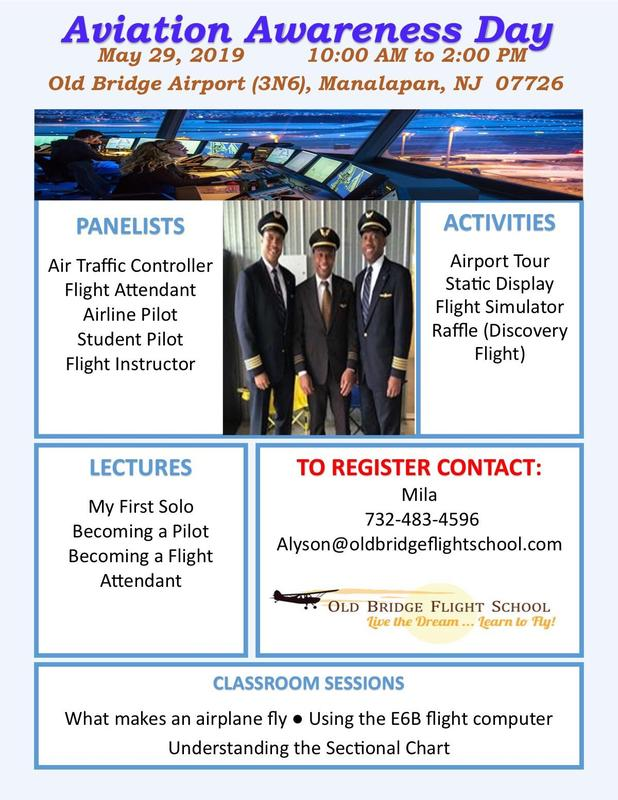 Aviation Awareness Day, May 29th Featured Photo