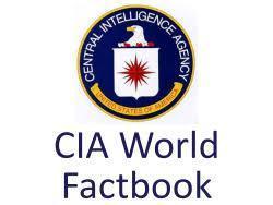 CIA world factbook logo