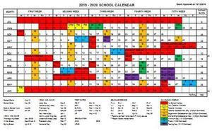 GJUHSD Calendar
