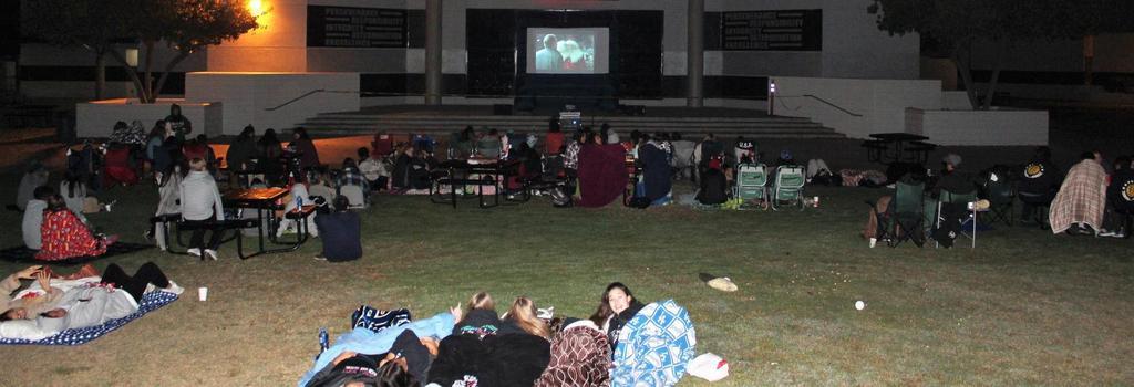 Mustang Movie Night