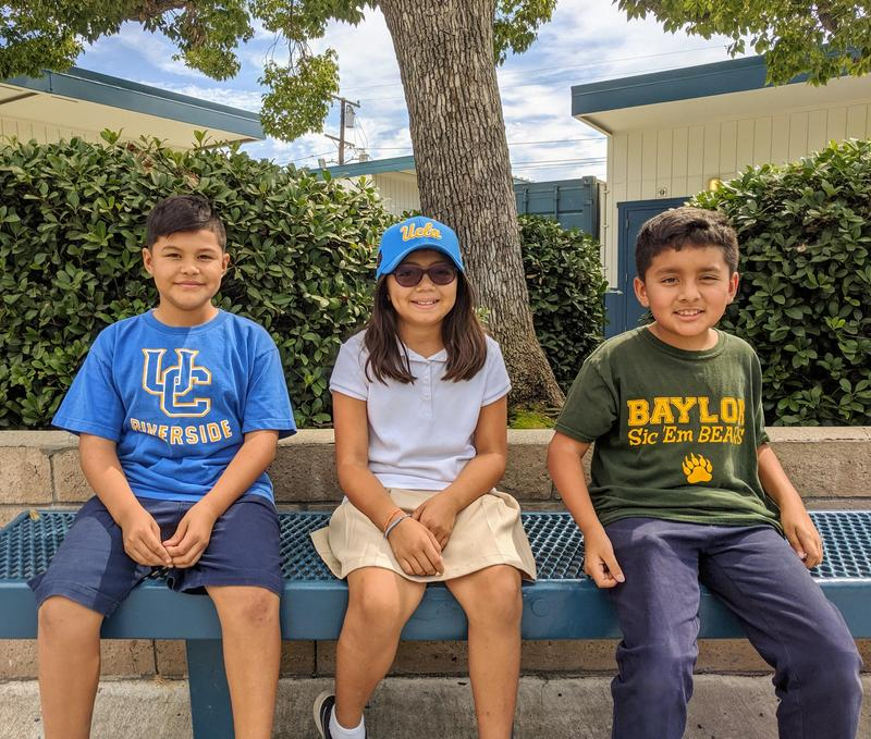 Santa Fe School has been honored as a 2020 California Distinguished School for closing the achievement gap and achieving exemplary student performances.