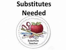 Sub needed