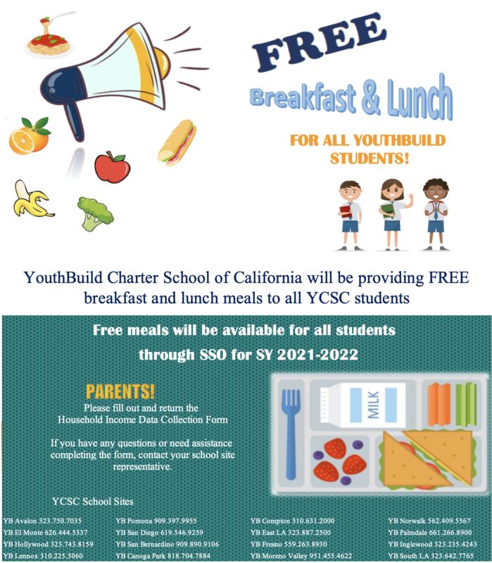 Lunch Program Notice
