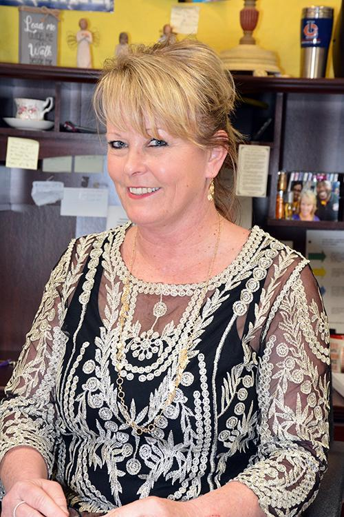 Shelley Gough, Assistant Principal and Curriculum Coordinator