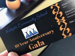 10th Anniversary Gala  - Tickets on sale NOW! Thumbnail Image