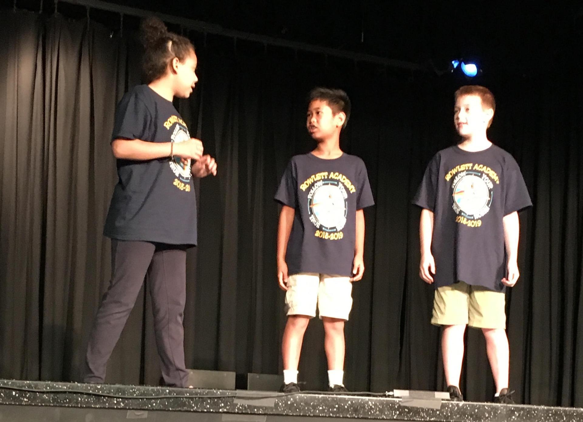LOM Drama Performance