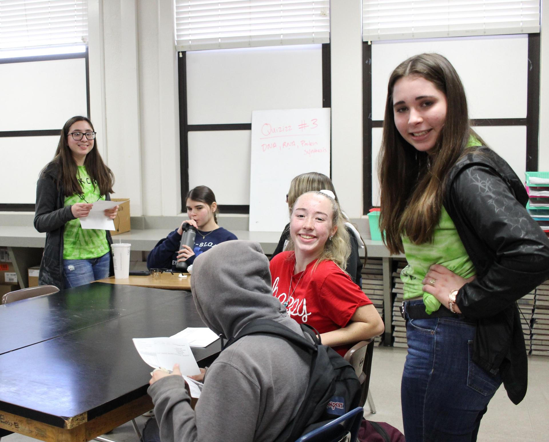Link Crew helping freshman