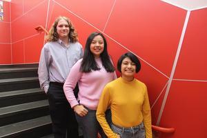 MECHS National Merit and Hispanic Scholars