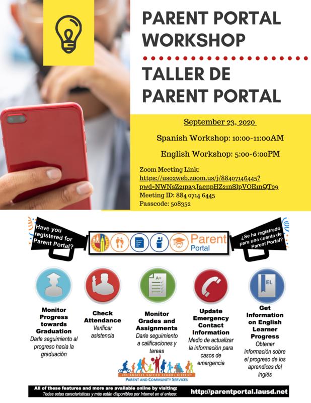 MSTMA Parent Portal & Schoology Workshop Featured Photo