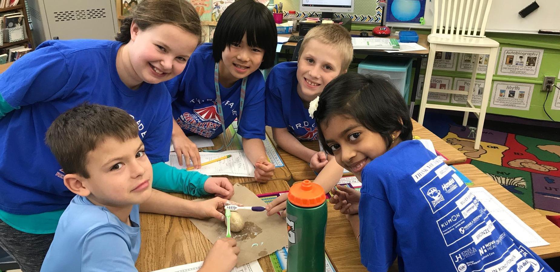 3rd Grade Dental Hygiene Project