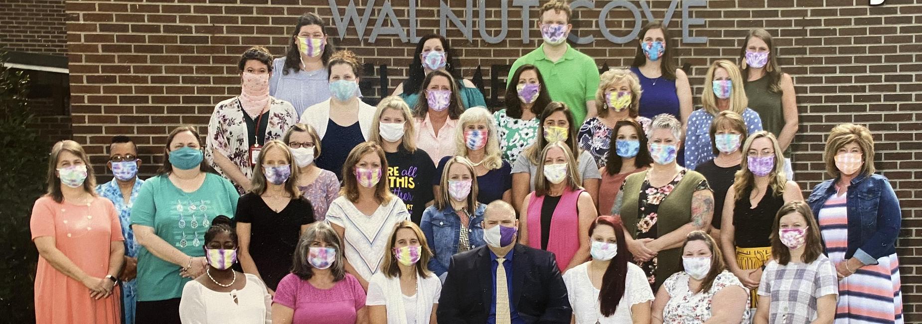Group Mask Photo