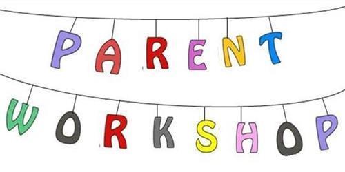 Parent Workshop Sign