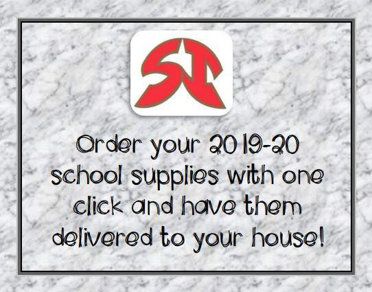 2019-20 School Supplies Featured Photo
