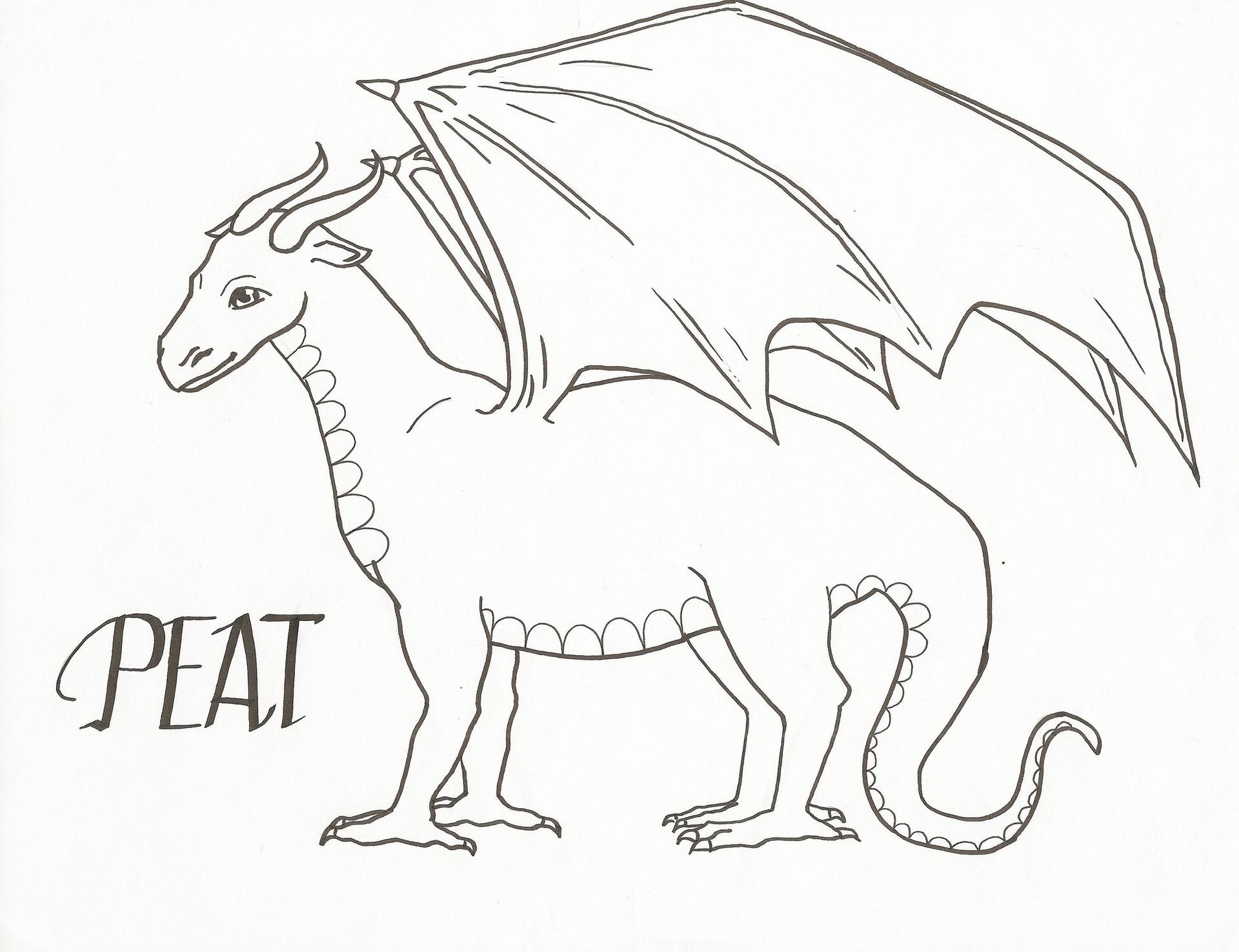 PEAT THE DRAGON