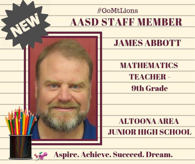 AASD Welcomes James Abbott Thumbnail Image