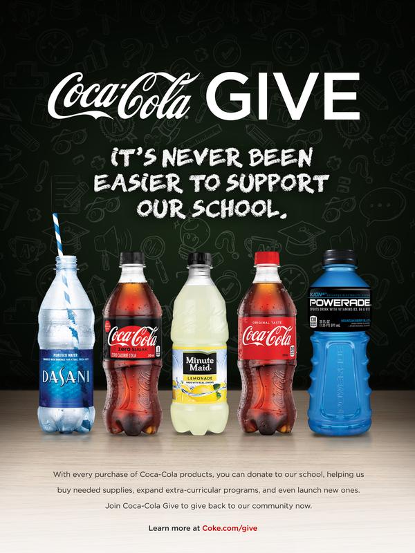 Coca-Cola Give Thumbnail Image