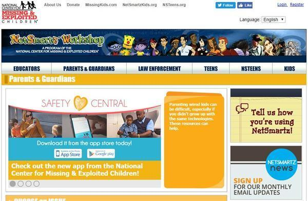 Parent Resources: Digital Information, Cyber Safety, Digital