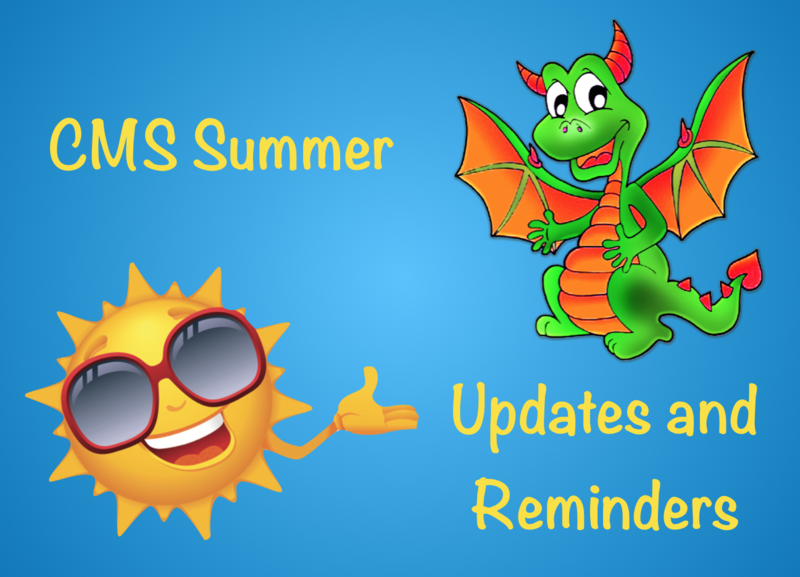 Summer Updates and Reminders Featured Photo