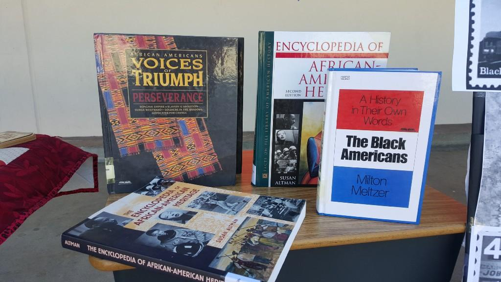 Books on African American's