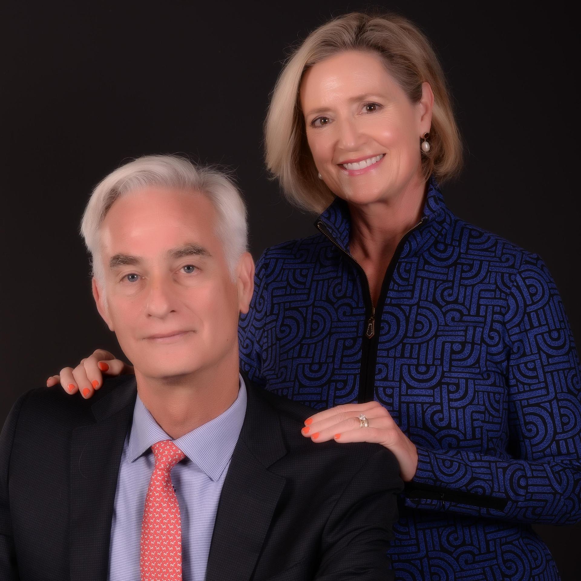 John and Cynthia Smet