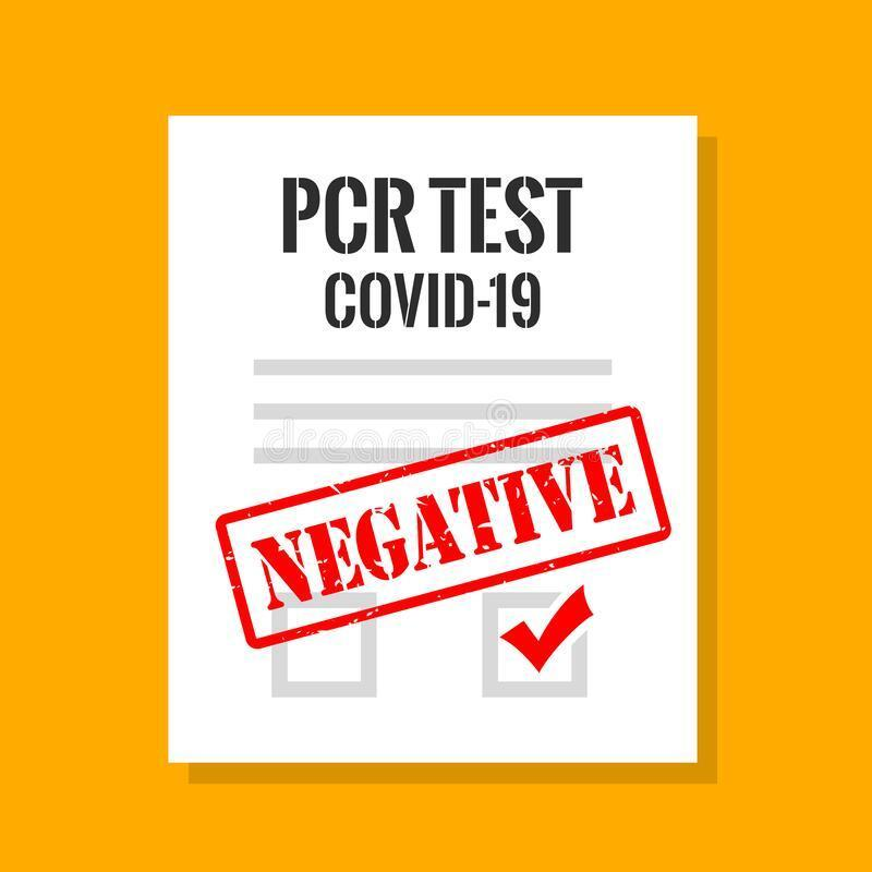 Need to send in your COVID test Results? Thumbnail Image