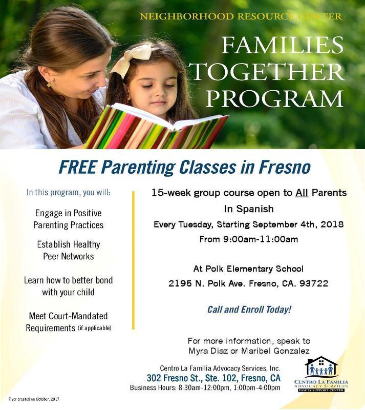 Family Parenting Classes
