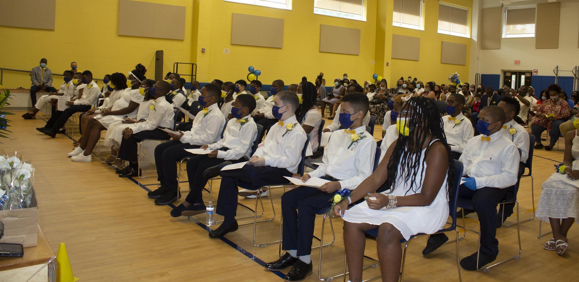 5ht grade graduation