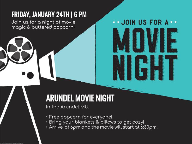 Movie Night! Featured Photo
