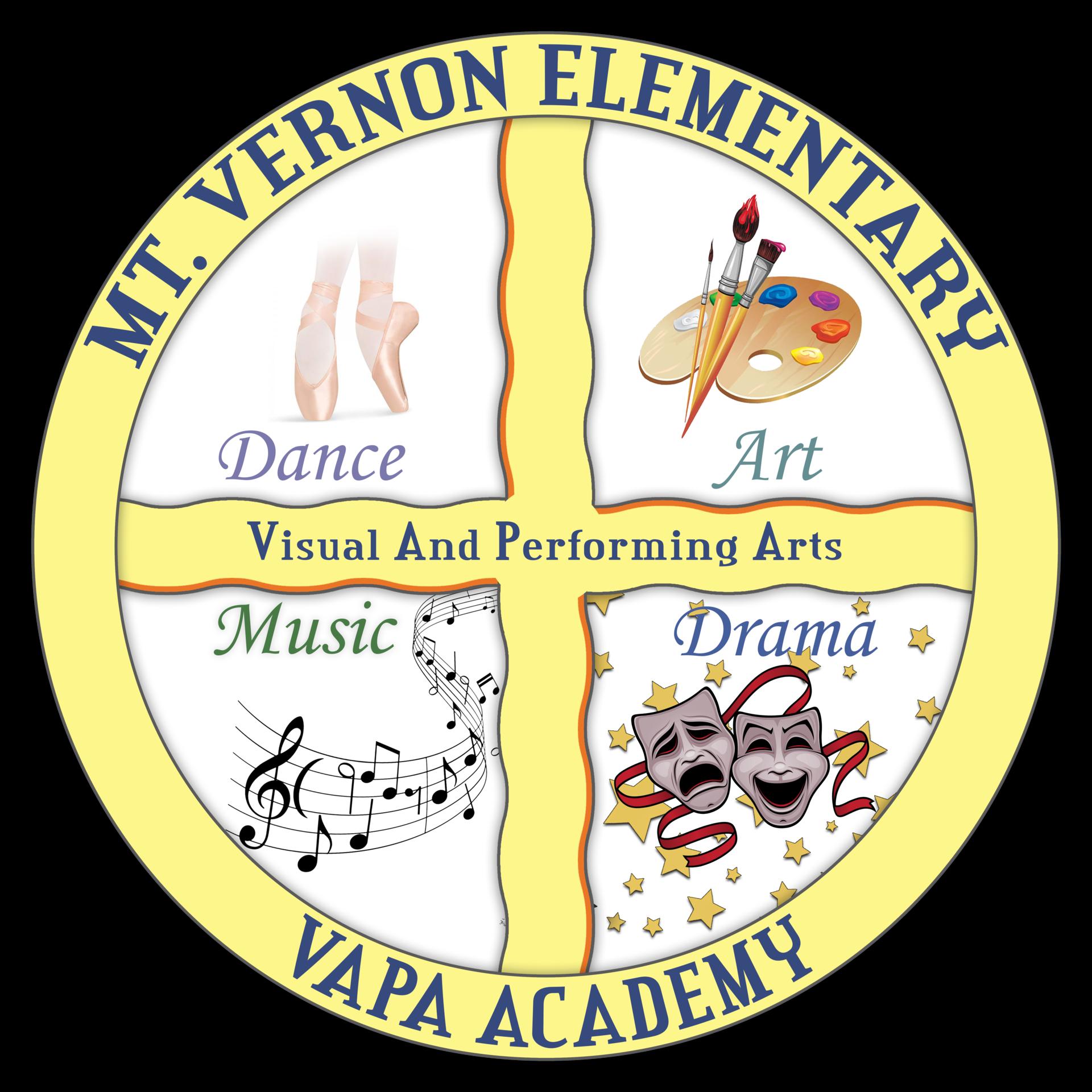 Mt. Vernon VAPA Kids Logo by Joalice Ramirez