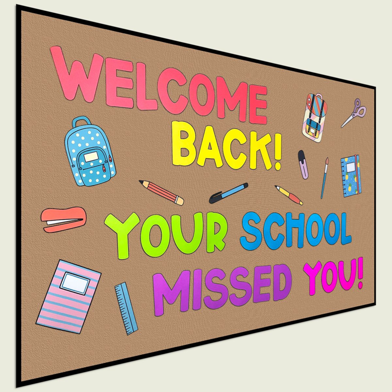 We've missed you! Click on the Link to see the 2021-2022 Fred Booth Elementary School Supply List!